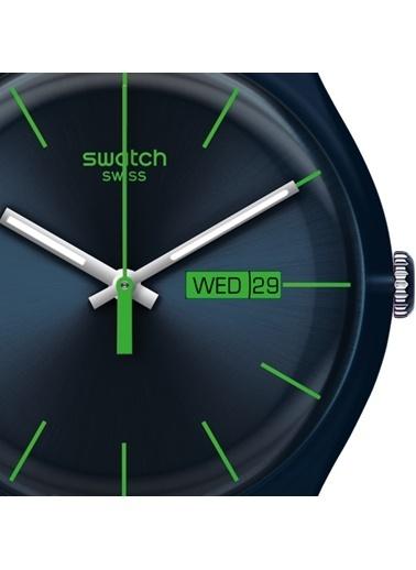 Swatch Lacivert Erkek Saati SUON700 Lacivert